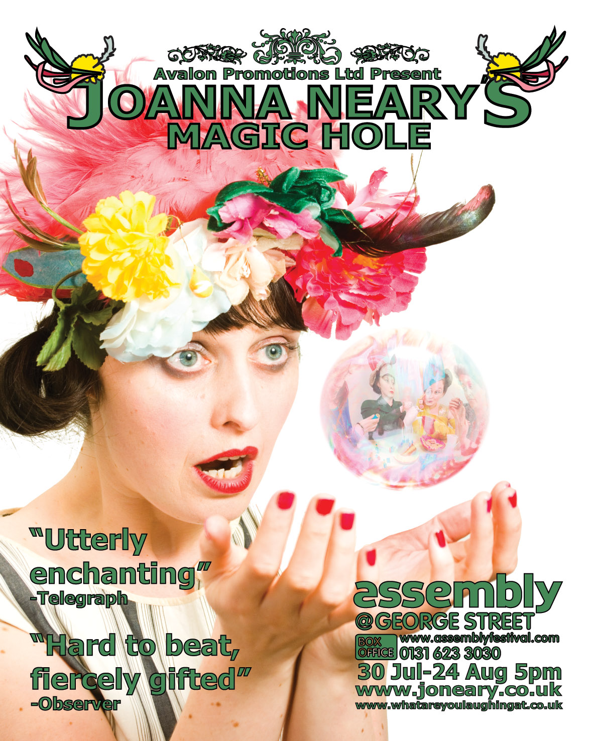 Joanna Neary's Magic Hole