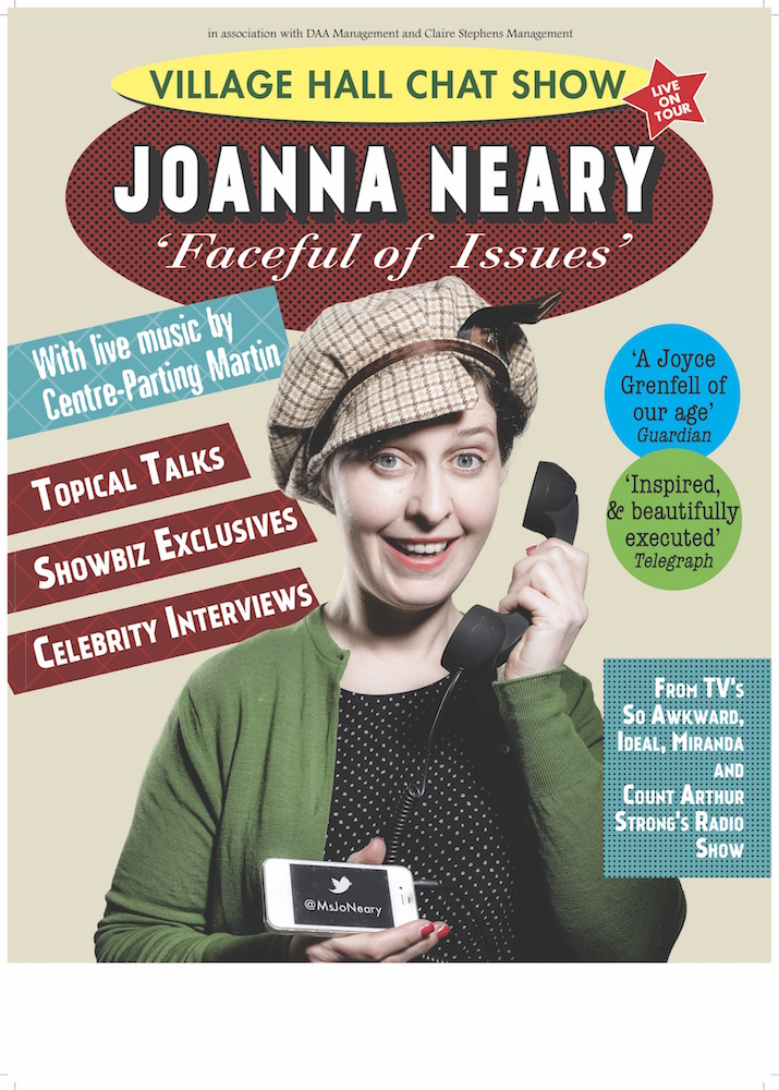 Edinburgh Fringe Review: Jo Neary, Assembly Rooms
