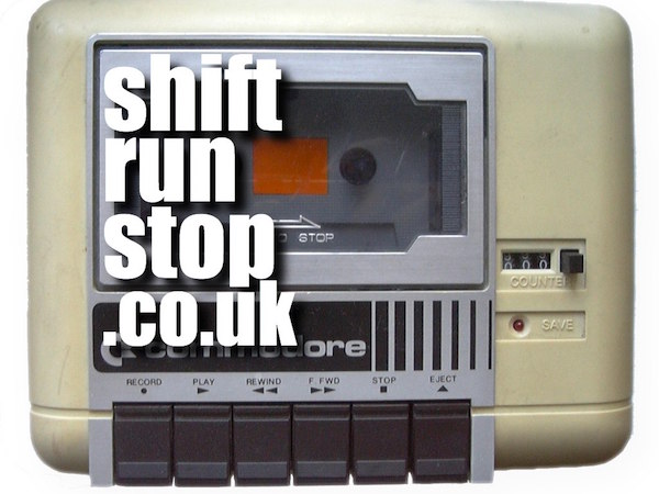 Shift, Run, Stop Podcast