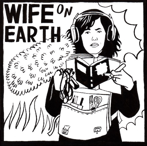 Wife On Earth (Podcast)